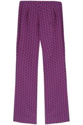 Шелковые брюки Petunia CDC Diane von Furstenberg