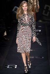 Шелковое платье Freddie Diane von Furstenberg