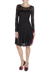 Платье из вискозы Prista Diane von Furstenberg