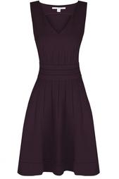 Платье из вискозы Georgette Diane von Furstenberg