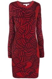 Шерстяное платье Farley Diane von Furstenberg