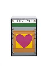 Средняя шкатулка для украшений Love Camilla