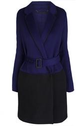 Шерстяное пальто Diane von Furstenberg