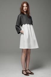 Хлопковое платье Thakoon Addition