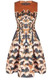 Шелковое платье Thakoon