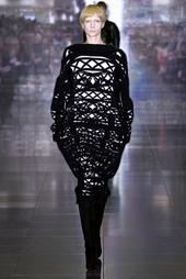 Платье из ангоры Mary Katrantzou