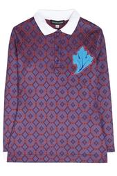 Шерстяная блузка Ostwald Helgason