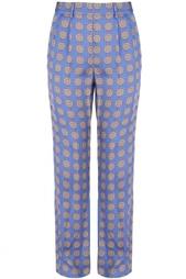 Шелковые брюки Thakoon Addition