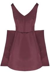 Платье из полиэстера Carven