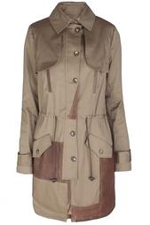 Хлопковое пальто Thakoon Addition