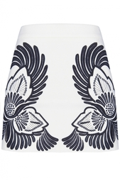 Шерстяная юбка Stella Mc Cartney