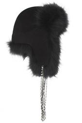 Шерстяная шапка Maison Michel