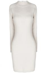 Платье из ангоры Carven