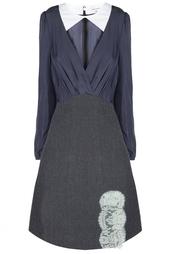 Платье из шерсти Carven