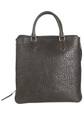 Кожаная сумка Rochas