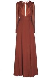 Шелковое платье Nia Diane von Furstenberg