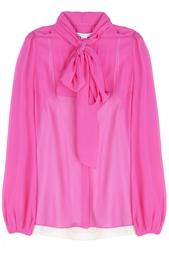 Шелковая блузка Jezebel Diane von Furstenberg