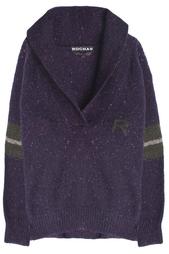 Шерстяной пуловер Rochas