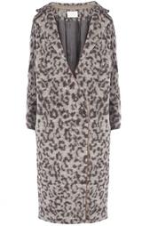 Шерстяное пальто Thakoon Addition