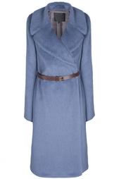 Пальто из меха ламы Marc Jacobs