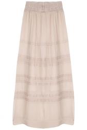 Шелковая юбка Candela
