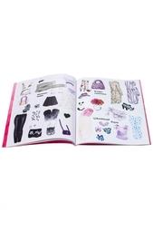 Келли Смит. Бумажный гардероб. Мода и стиль в наклейках Слово
