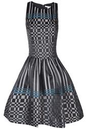 Платье из искусственного шелка Jonathan Simkhai