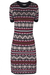 Шелковое платье Jonathan Simkhai