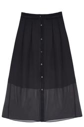 Шелковая юбка Jonathan Simkhai