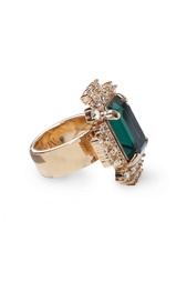 Кольцо из кристаллов Mawi