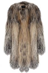 Шуба из меха лисы Marc Jacobs