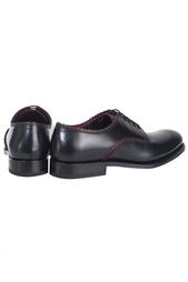 Кожаные ботинки Azzedine Alaïa