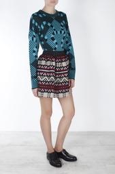 Шерстяная юбка Jonathan Simkhai