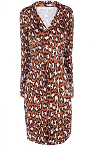 Шелковое платье New Jeanne Two Silk Jersey
