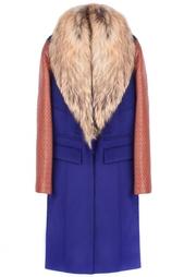 Шерстяное пальто Bell Diane von Furstenberg