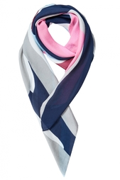 Шелковый шарф Braden Scarf Diane von Furstenberg