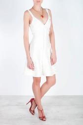 Платье из вискозы Michaela Hervé Léger