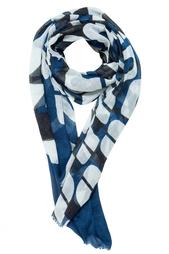 Шерстяной шарф Hanovar Silk Wool Diane von Furstenberg