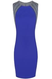 Платье из вискозы Hallie Diane von Furstenberg