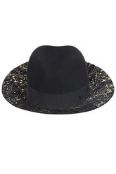 Шерстяная шляпа Maison Michel