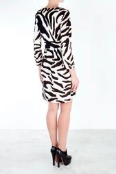Шелковое платье Mavis Diane von Furstenberg
