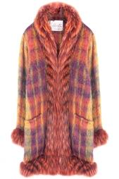 Шерстяное пальто Christian Dior Vintage