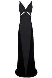 Платье из бархата Stella Mc Cartney