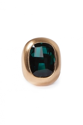 Кольцо с кристаллом Oscar de la Renta