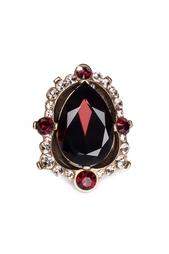 Кольцо из кристаллов Oscar de la Renta