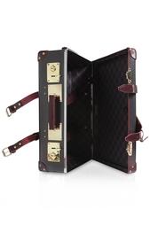 Кожаный чемодан Sophie Hulme