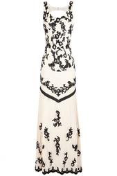Платье из искусственного шелка Alice + Olivia
