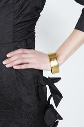 Металлический браслет (80-е) Givenchy Vintage