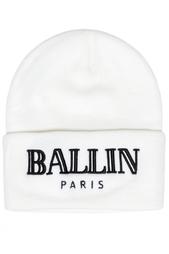 Шапка из искусственной шерсти Ballin Brian Lichtenberg