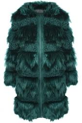 Шуба из искусственного меха Anna Sui Vintage
